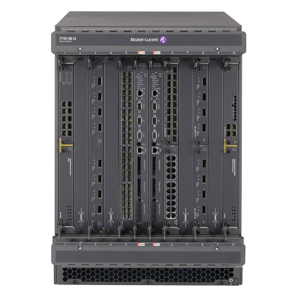 Alcatel-Lucent 7750 SR-12